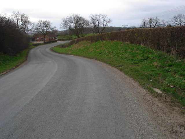 Lane north of Gatenby