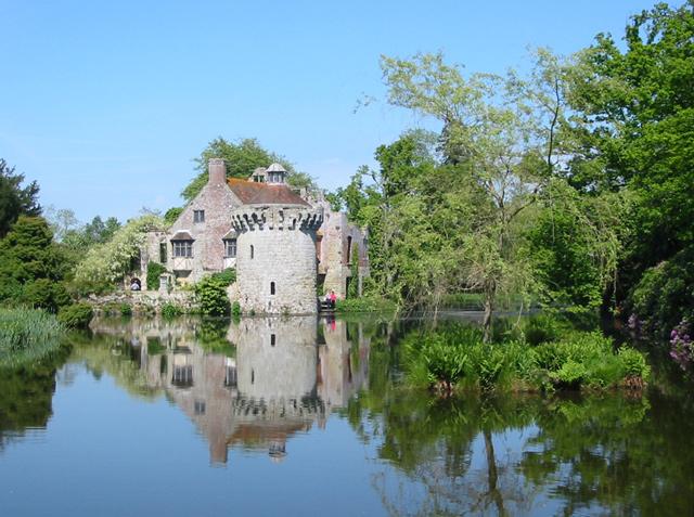 Scotney Castle Remains Lamberhurst