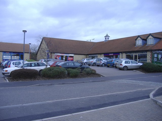 Local shops, Brinsham