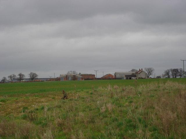 Lazenby Grange