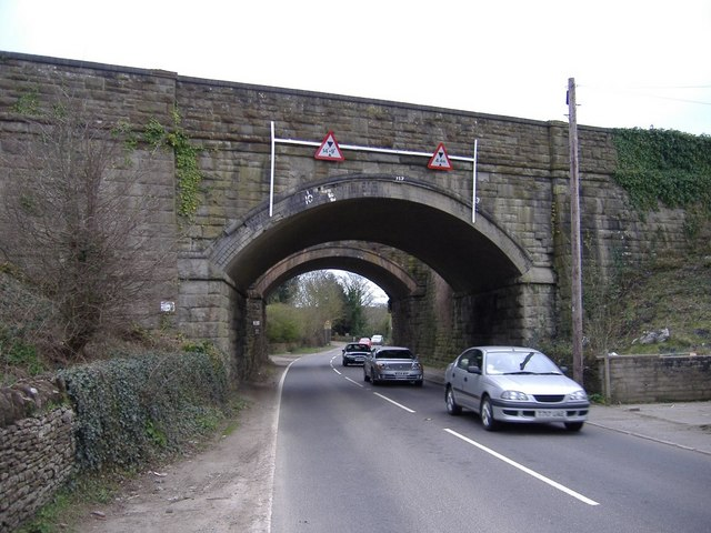 Twin arches