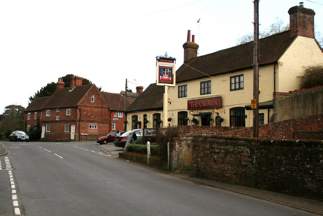 'The Crown', Old Basing, Hampshire