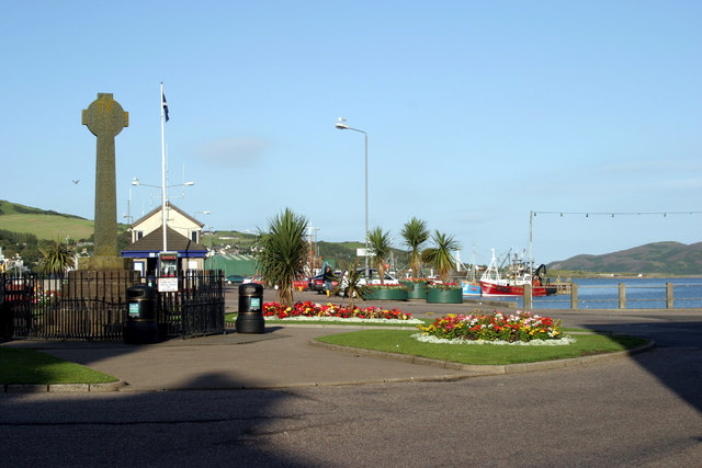 Roundabout Campbeltown