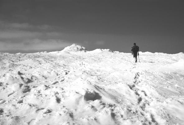 Summit cairn Ben MacDui