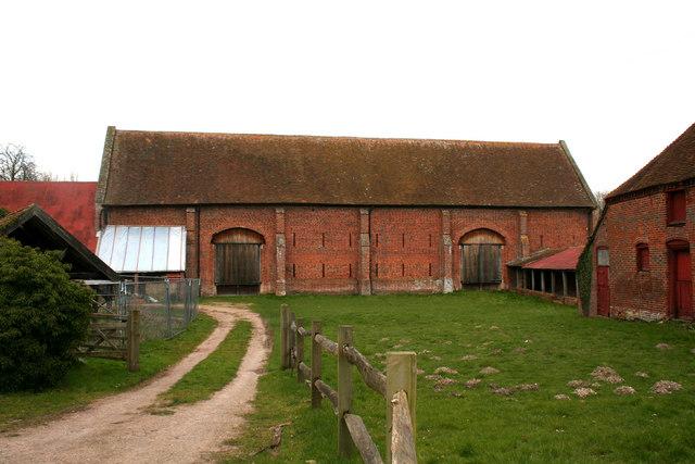 Tithe Barn, Old Basing, Hampshire