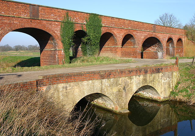 Folly Drain Viaduct