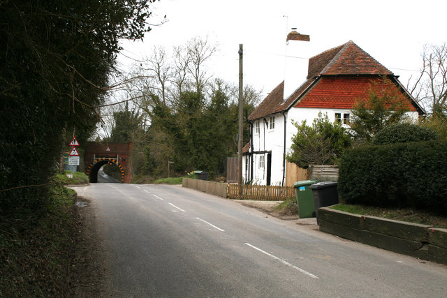 Lucas's and Cuckoo Bridge, Old Basing, Hampshire