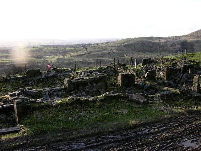 Taylor's Farm (ruined)