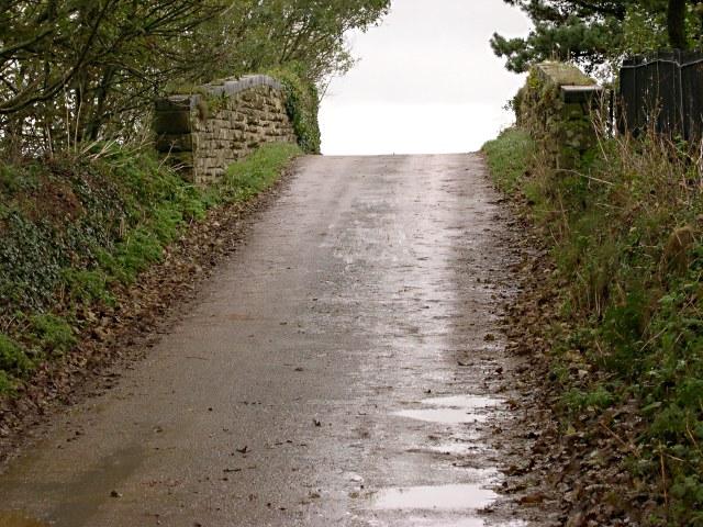 A Pointless Bridge