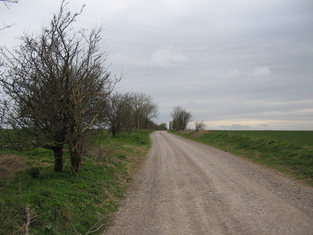 Byway on Coulston Hill