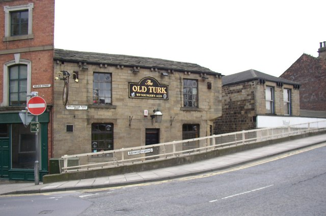The Old Turk, Wellington Road West, Dewsbury