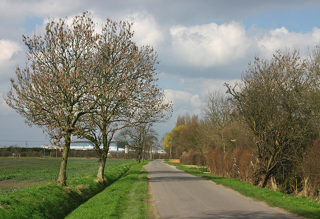 Moor Edges Road, Thorne