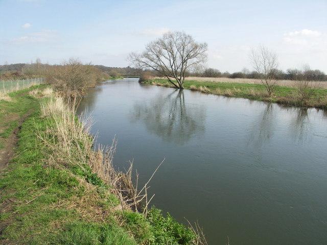 River Stour at Longham