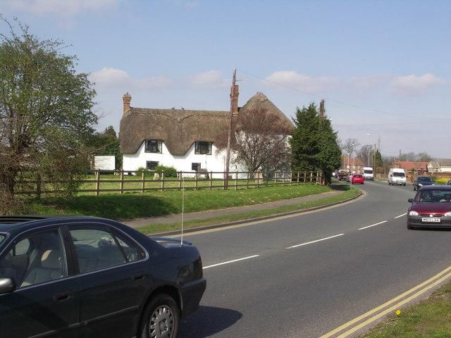 Old Cottage on Ringwood Road