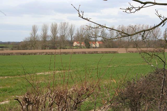 Farmland off the B1176