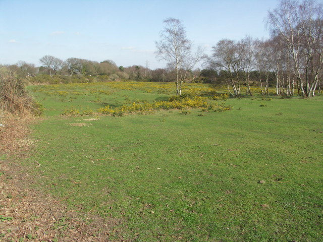 Open Land at Bearwood