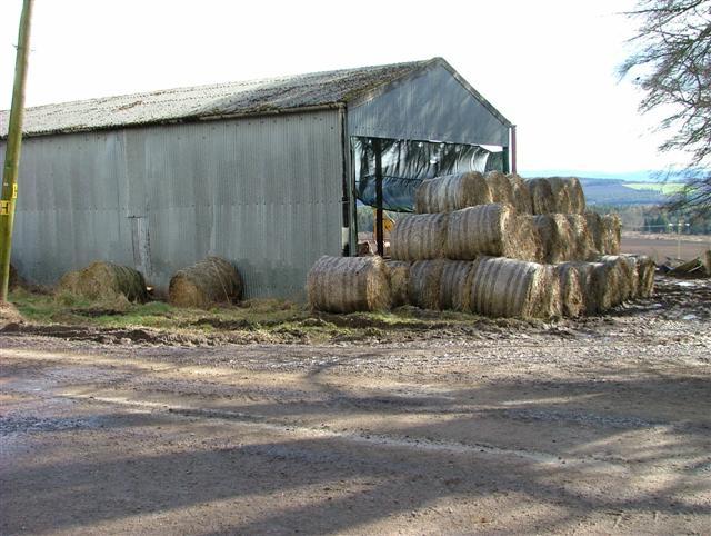 Farm Building at Muirton
