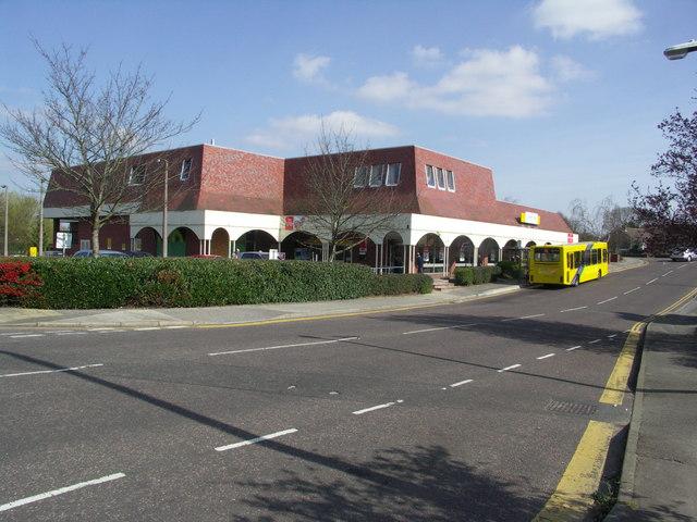 Somerfield Supermarket at Bearwood