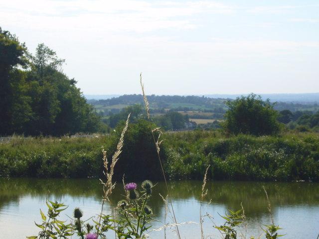 Side Pool, Caen Hill Locks.