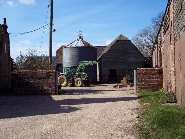 Frenches Farm, Wimborne St Giles