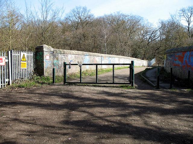 Bridge at Newmans Hill