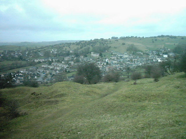 Overall view of Brassington