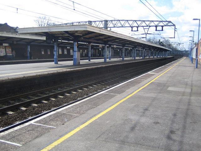Forest Gate railway station