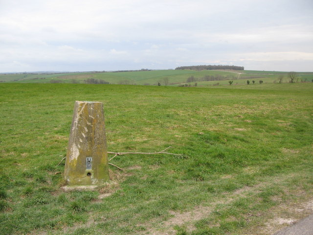 Stoke Hill triangulation point