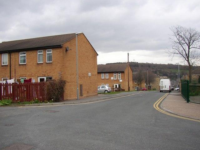 Eightlands housing estate, Dewsbury