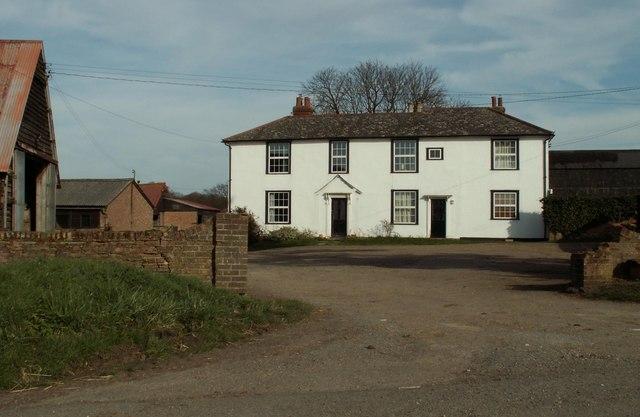 Farmhouse at Millhill Farm