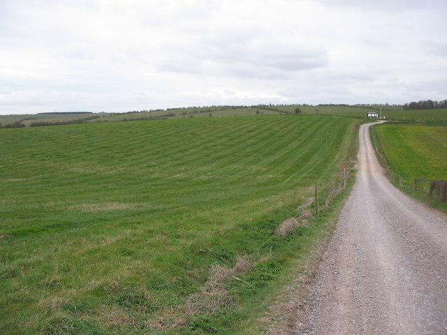 Imber Range Perimeter Path