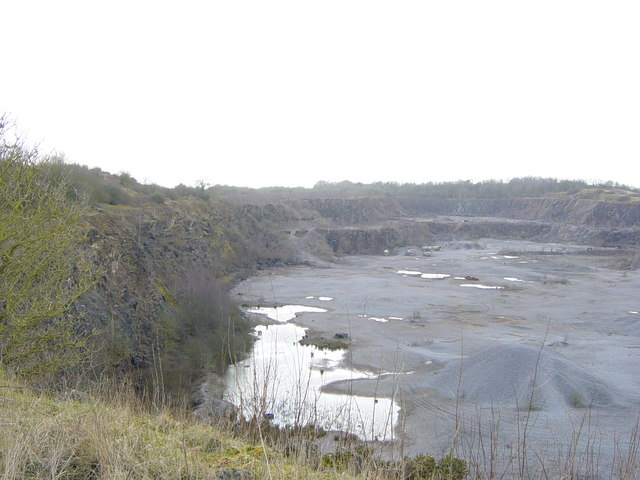Westdown Quarry (Disused)