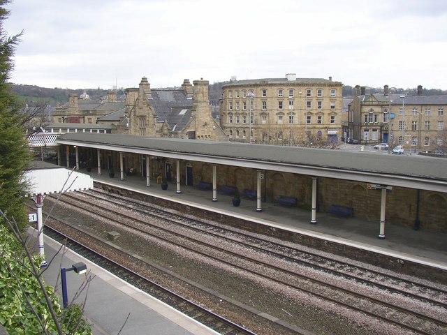 Dewsbury station