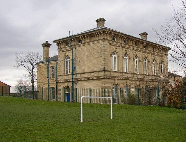 The County Court, Eightlands, Dewsbury