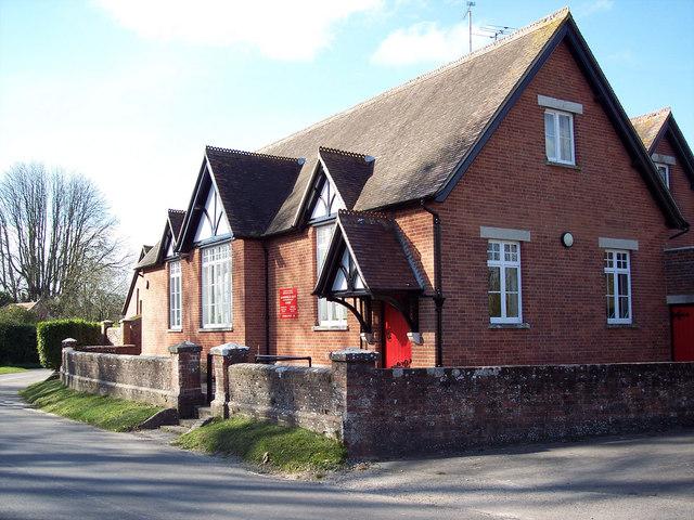 Wimborne St Giles Village School