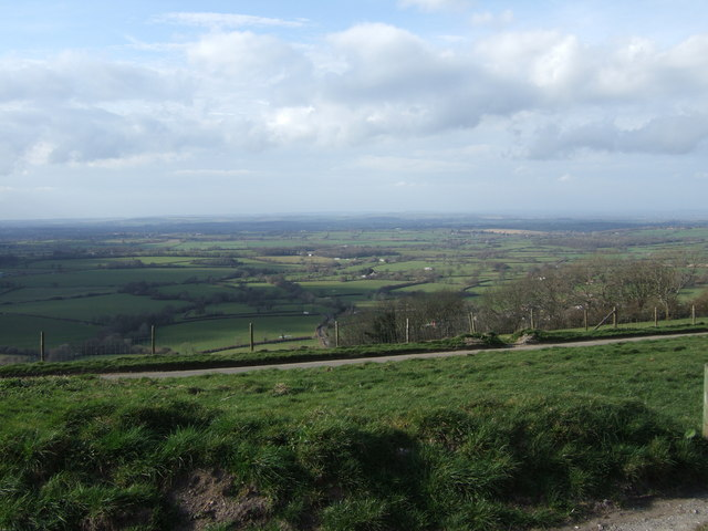 View from Ibberton Hill