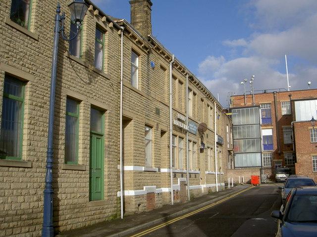 Oates Street, Dewsbury
