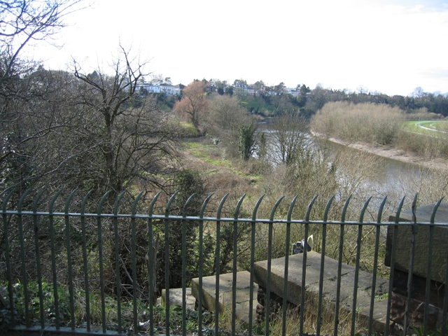View from Chester's Grosvenor Bridge