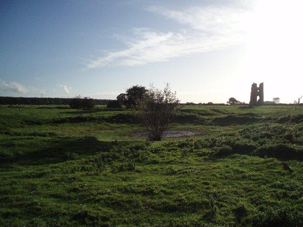 Godwick deserted village