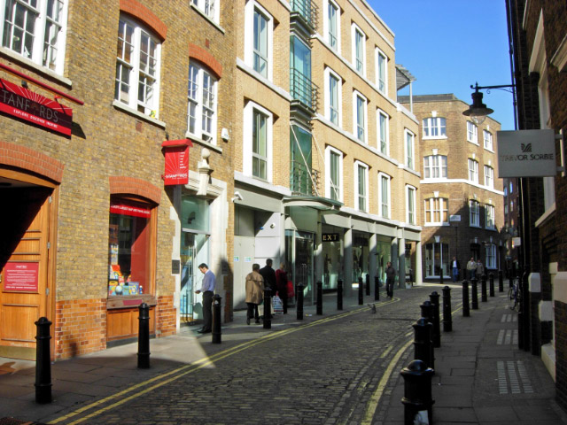 Floral Street, Covent Garden