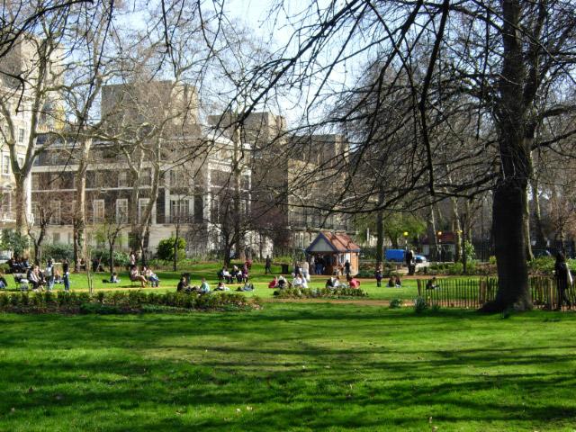 Gordon Square, Bloomsbury