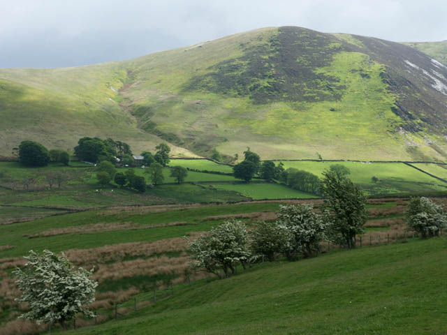 Dash valley looking towards Dash Farm