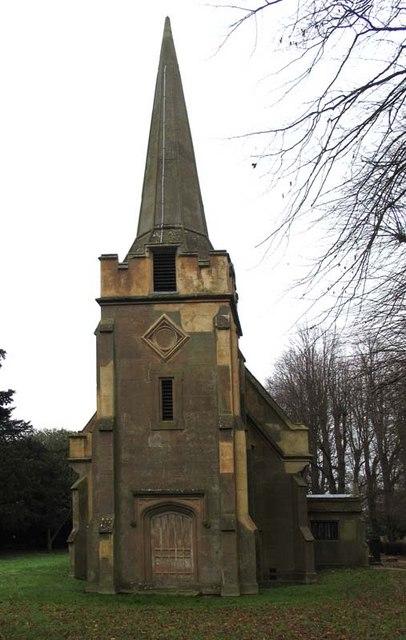 St Andrew, Bramfield, Herts