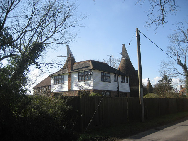 The Oasts, Biddenden Road, Smarden, Kent
