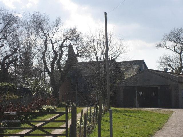 Layve Oast, Snughorn Lane, Smarden, Kent