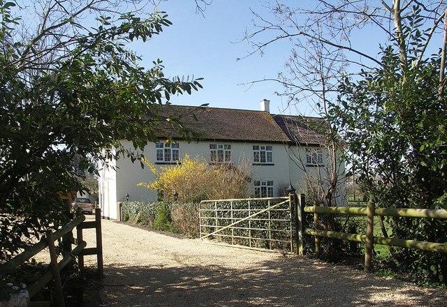 House on Knighton Lane