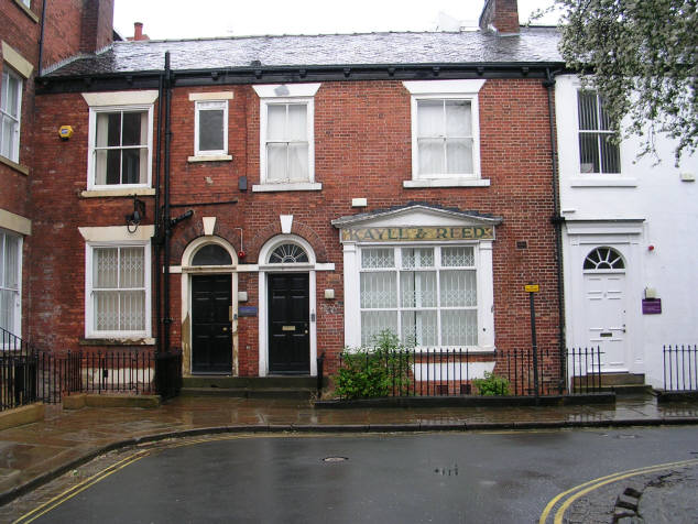 Queen Square , off Woodhouse Lane