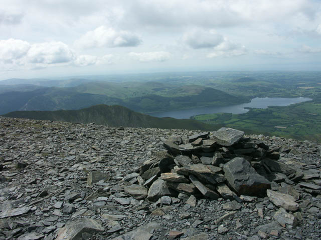 North Top of Skiddaw