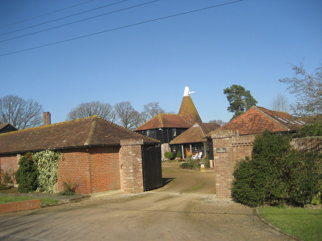 The Oast House, High Halden Road, Biddenden, Kent