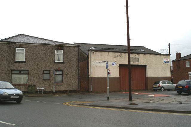 Former Bakery and Dairy, Manley Street, Lower Ince